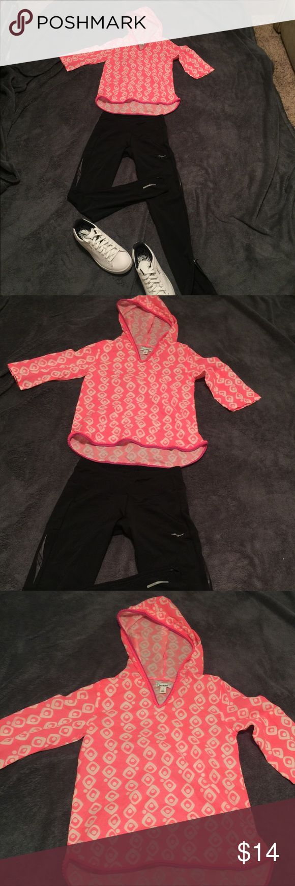 OLD NAVY hoodie shirt New without tag never worn Old Navy hoodie shirt size L Junior Old Navy Tops Sweatshirts & Hoodies