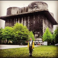 Join our May 2013 tour and check out some of Hitler's toughest defensive structures - Flak towers. Their amazing story here: http://en.wikipedia.org/wiki/Flak_tower
