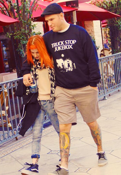 HAYLEY WILLIAMS & CHAD GILBERT ~ my favorite