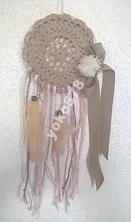 Łapacz snów dreamcatcher amulet talizman 45cm