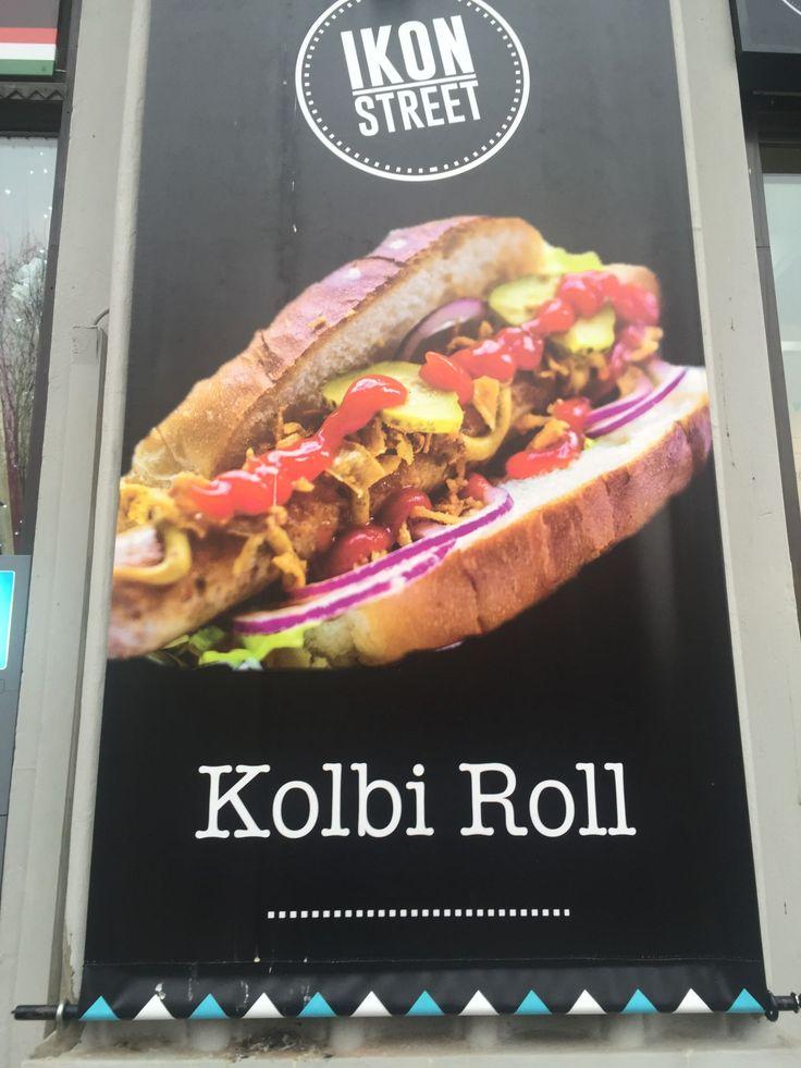 Kolbi Roll – Die ungarische  Antwort auf den Hot Dog