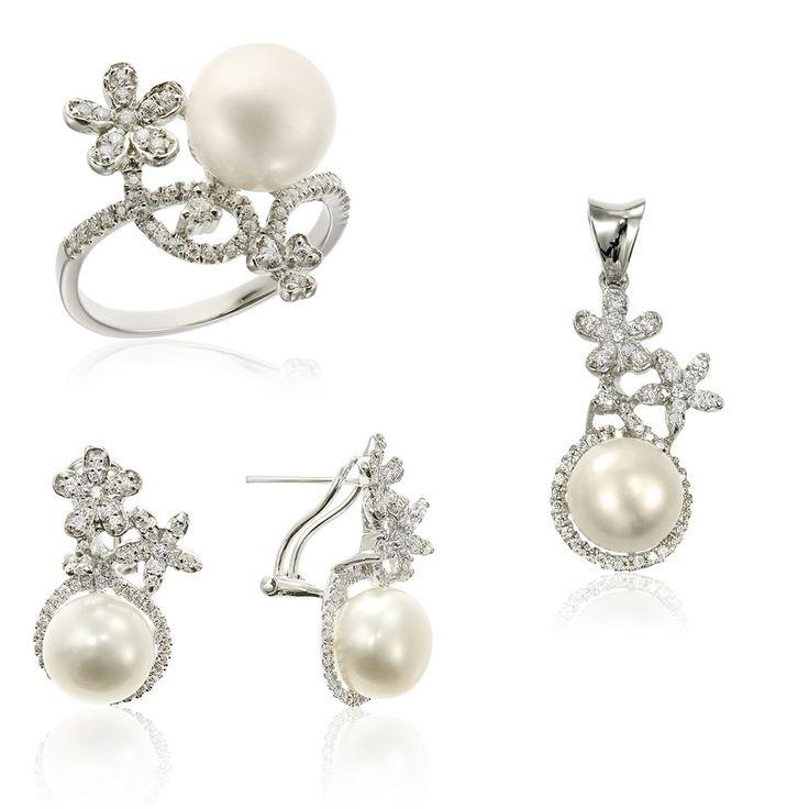 Set argint Fancy Perla cu cristale mici Cod TRSS063 Check more at https://www.corelle.ro/produse/bijuterii/seturi-argint/set-argint-fancy-perla-cu-cristale-mici-cod-trss063/