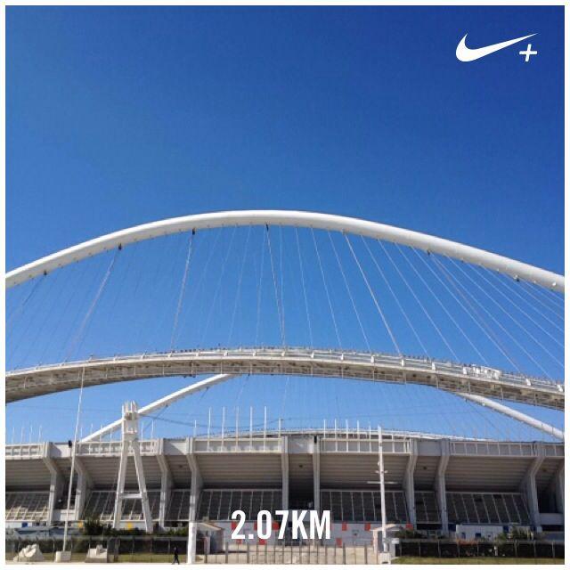 Oaka Nike Training
