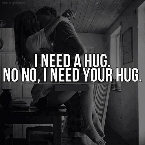 I Want To Cuddle With You Quotes: Love Quotes, Hug