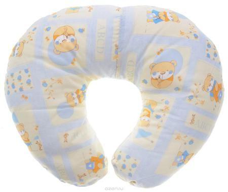 """Plantex Подушка для кормящих и беременных мам Comfy Small Мишка цвет голубой  — 757р.  Многофункциональная подушка Plantex """"Comfy Small. Мишка"""" идеальна для удобства ребенка и его родителей. Зачастую именно эта модель называется подушкой для беременных. Ведь она создана именно для будущих мам с учетом всех анатомических особенностей в этот период. На любом сроке беременности она бережно поддержит растущий животик и поможет сохранить комфортное и безопасное положение во время сна. Также…"""