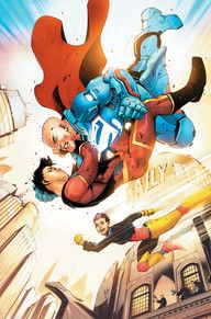NOVO SUPER-MAN VOL. 1: MADE IN CHINA | DC
