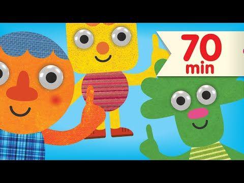 One Little Finger | + More Kids Songs & Nursery Rhymes - YouTube