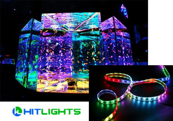 16 Best Aquarium And Fish Tank Led Lighting Images On