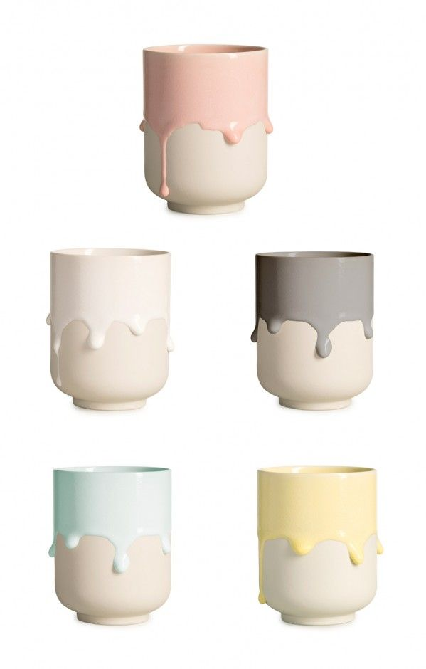 Melting mugs - these look so cool and the colours are my favourites ☁️