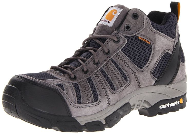 Carhartt Men's CMH4375 Composite Toe Hiking Boot -- This is an Amazon Affiliate link. See this great product.