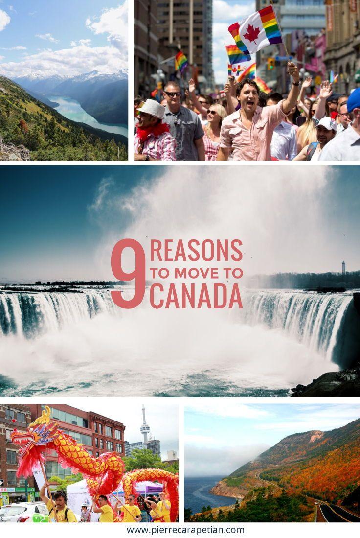 9 Reasons to Move to Canada 2019 – From Coast to Coast
