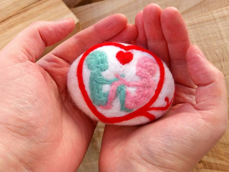 #Felt #felted soap soap for new born twins