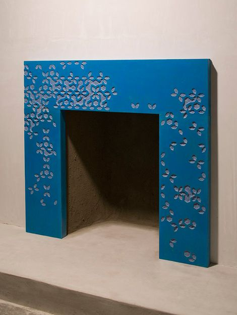 BERTHOLD HAAS DESIGN > Modern Fireplaces