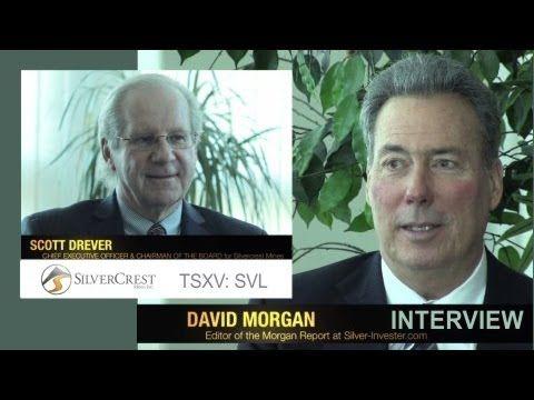 SilverCrest Mines Inc. (TSXV: SVL) Interview with David Morgan