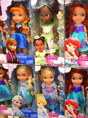 Disney toddler doll costco frugalhotspot toys toys kids pinterest disney toys and - Costco toys for kids ...