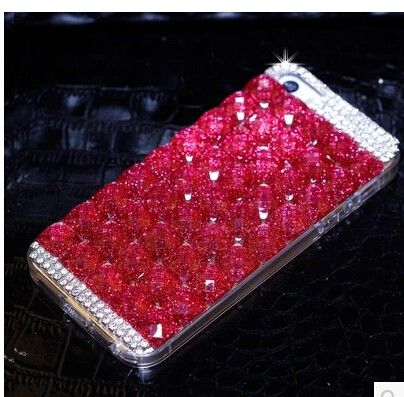 iPhone 6 Bling Bling Case Crystal Cases with Rhinestones Cover for iPhone 6 Plus, iphone 4s 5s