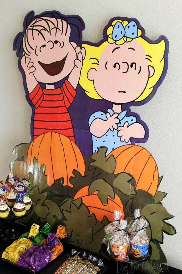 its the great pumpkin charlie brown halloween decorationshalloween - Halloween Supplies