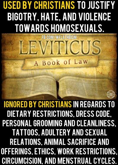 Code napoleon homosexuality in christianity