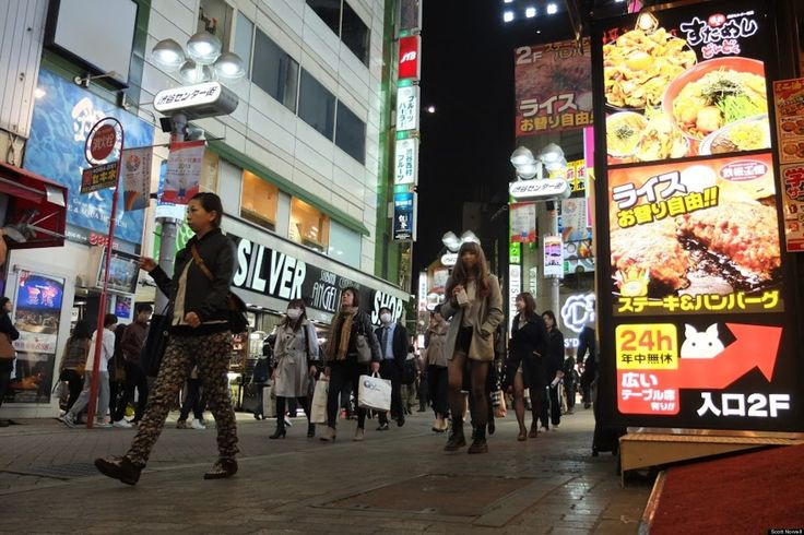 9 Rules For Westerners Visiting Japan