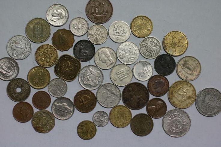 WORLD COINS USEFUL LOT A56 ZT29 - http://coins.goshoppins.com/world-coins/world-coins-useful-lot-a56-zt29/