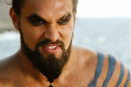 What about Jason Momoa's growl? | 29 GIFs That Might Get You Pregnant