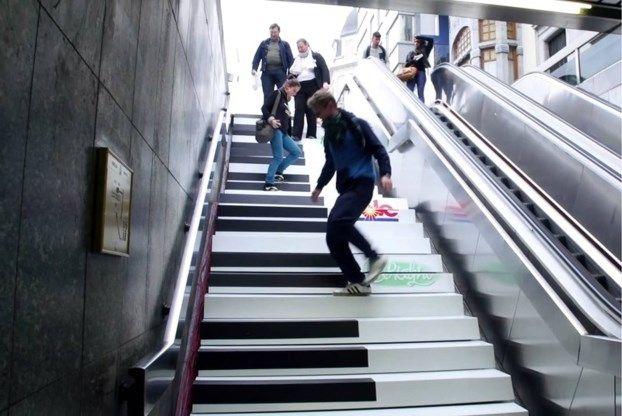 Pianotrap in Rotterdams Centraal Station geopend - De Standaard: http://www.standaard.be/cnt/dmf20160630_02364610