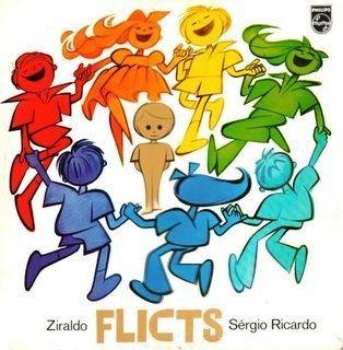 Flicts (1980) du Quarteto em Cy, MPB-4 e Sérgio Ricardo est un étrange projet (dans le bon sens du terme) basé sur l'adaptation audio du livre pour enfants Flicts du dessinateur Ziraldo publié en 1969. Je cherche désespérément une version française de...