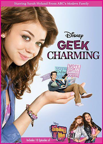 Dahi Prens - Geek Charming - 2011 - DVDRip Film Afis Movie Poster