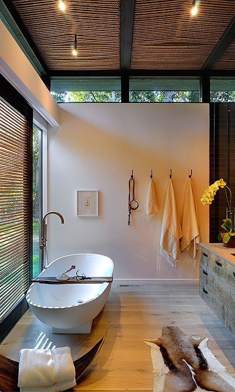Rustic modern. #bathroom #bathroomdesign #bathroomremodel