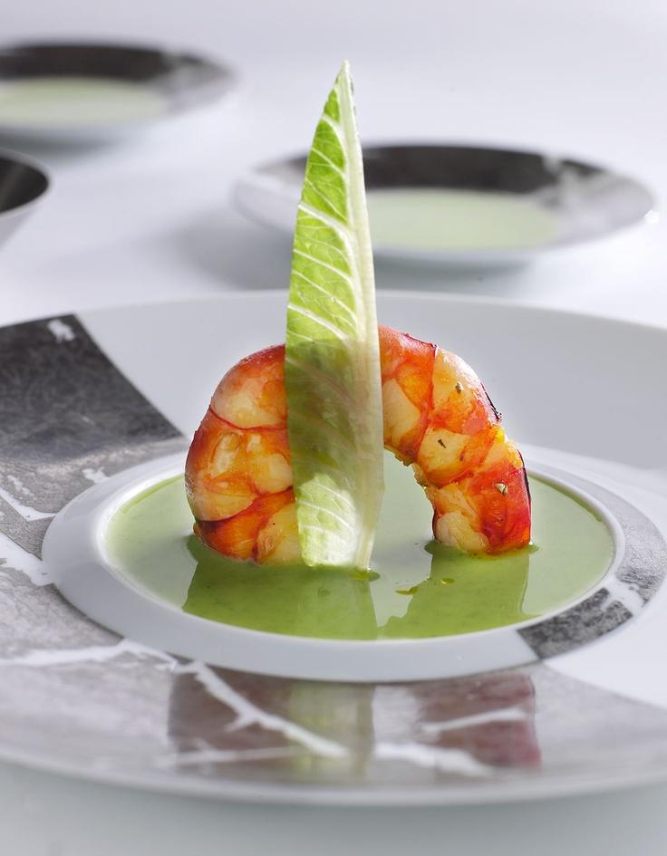 HQ Gastronomie TV : L'Assiette Champenoise in Reims (France). More on http://www.gastronomie-tv.com