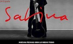 Joaquín Sabina amplía con nuevos conciertos la gira española de Lo Niego Todo