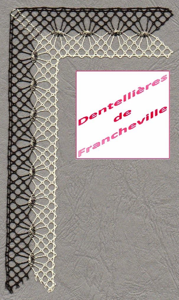 LES DENTELLIERES DE FRANCHEVILLE