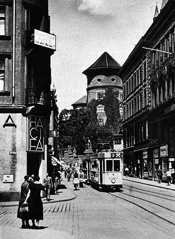 Koenigsberg Strassenbah Linie 3