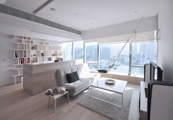 Boathouse Residence Workplace With Panoramic Views In Hong Kong   Home  Design   Contemporary Home   Pinterest   Boathouse, Architecture Interiors  And ...
