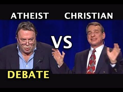 Debate: Atheist vs Christian (Christopher Hitchens vs William Lane Craig)
