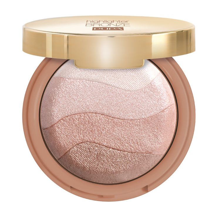 Highlighter / Bronzer in Golden Rose