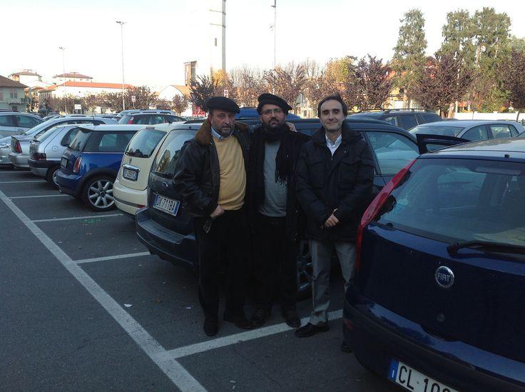 https://flic.kr/p/KjQxjk   IMG_0379   Martino Corimbi, Kaled Arman e Vittorio Ghielmi, Abbiategrasso, Milano 2013