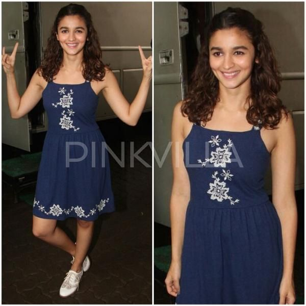 Yay or Nay : Alia Bhatt in Urban Outfitters and TopShop | PINKVILLA