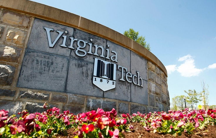 virginia tech sign - Google Search