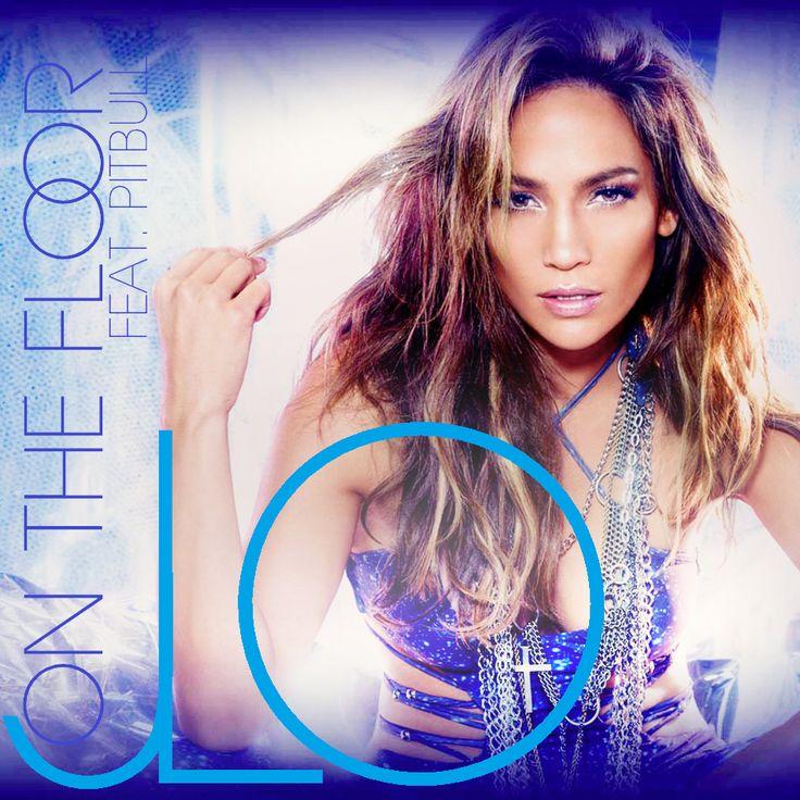 Jennifer Lopez Pitbull On The Floor Acapella Studio