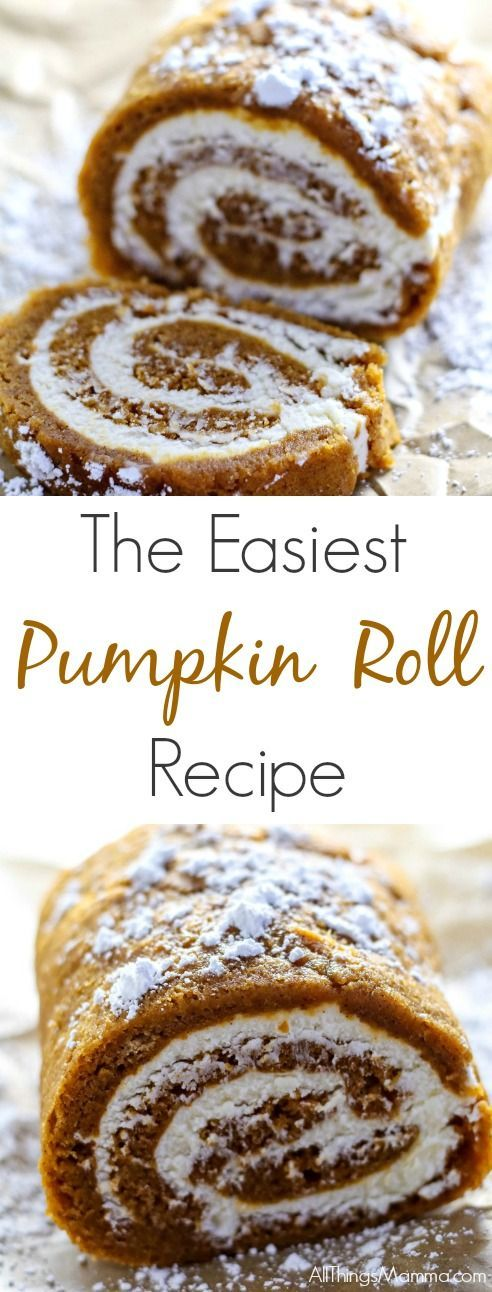 Follow these easy step-by-step directions on How to make a Pumpkin Roll. Perfect Thanksgiving dessert.