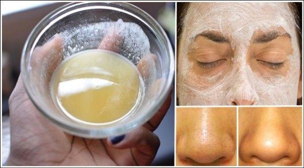 Questa è la migliore maschera di protezione mai: Mescolare il bicarbonato e limone | Top salute rimedi