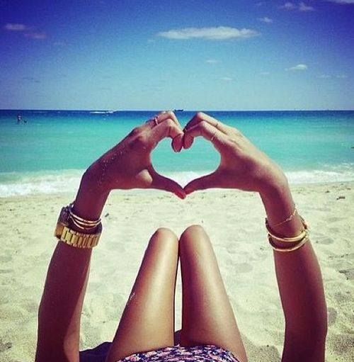 We love summer.