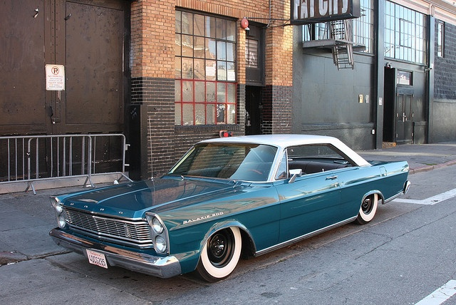 Ford Galaxie 500 1965 by Miikka Skaffari, via Flickr