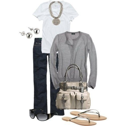 clothing clothing clothing eilenejaggerFashion Beautiful, Casual Friday, Casual Outfit, Clothing, Fashion Design, Casual Looks, Cute Outfit, Chunky Necklaces, My Style