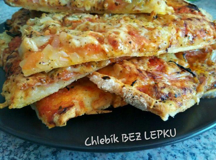 Bezlepková pizza od Markéty
