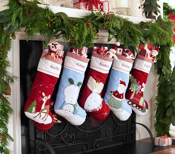 50 best Christmas Stockings and Sacks images on Pinterest | Sacks ...