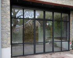 Afbeeldingsresultaat voor achterpui aluminium  met openslaande deuren