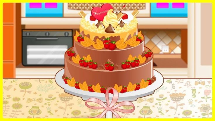 Cooking Cake - Fun care Makeover & Desing Cake Fun Girl Games Learn Color Fun Cooking Games 4-kids PlayList Makeup games for kids - https://www.youtube.com/p...
