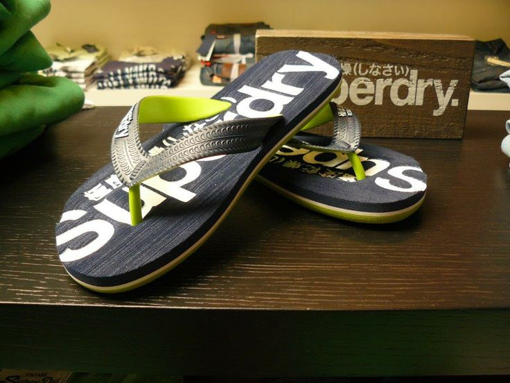 #instore#slippers#superdry